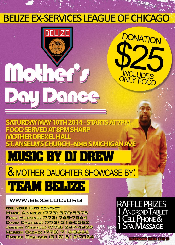 Mother's Day Dance 2014
