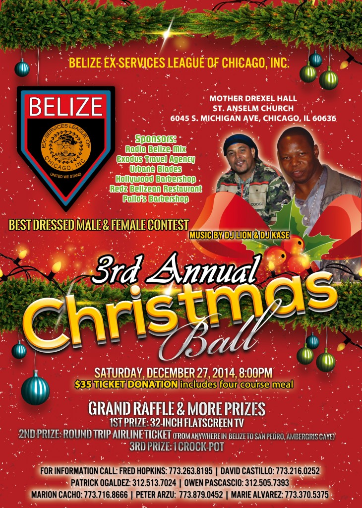 3rd Annual Christmas Ball